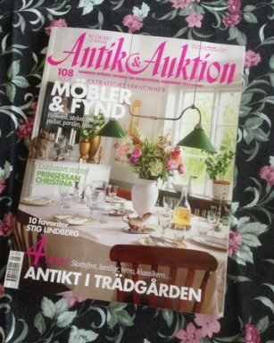 Antik o Auktion nr 5 2016