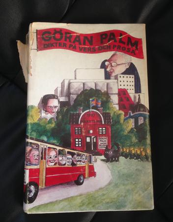 Göran Palms Dikter på vers och prosa