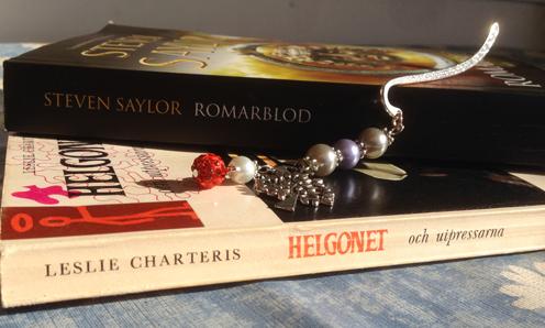 Romarblod och Helgonet och utpressarna
