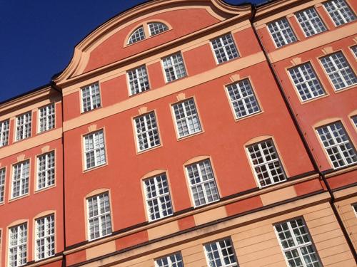 Huset där jag har mitt kontor