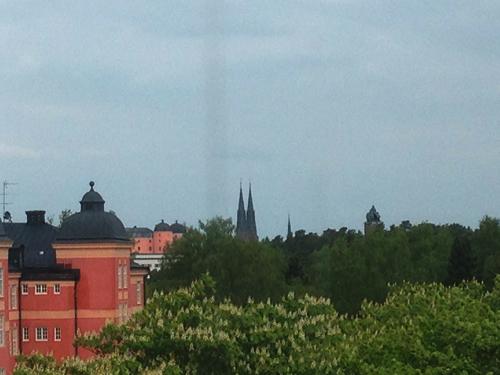 4 Utsikt från översta våningen på jobbet