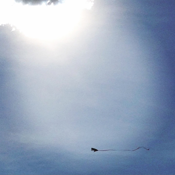 Drake på himlen