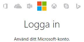 Microsoftkonto